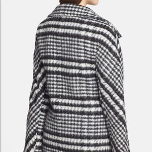 Ellen Tracy Houndstooth Coat